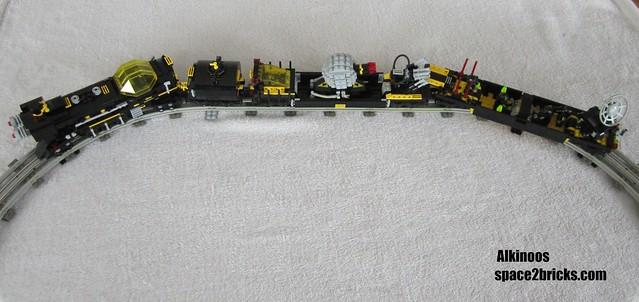 armoured train p9