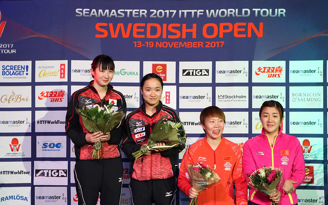 Day 4 - Seamaster 2017 ITTF Swedish Open