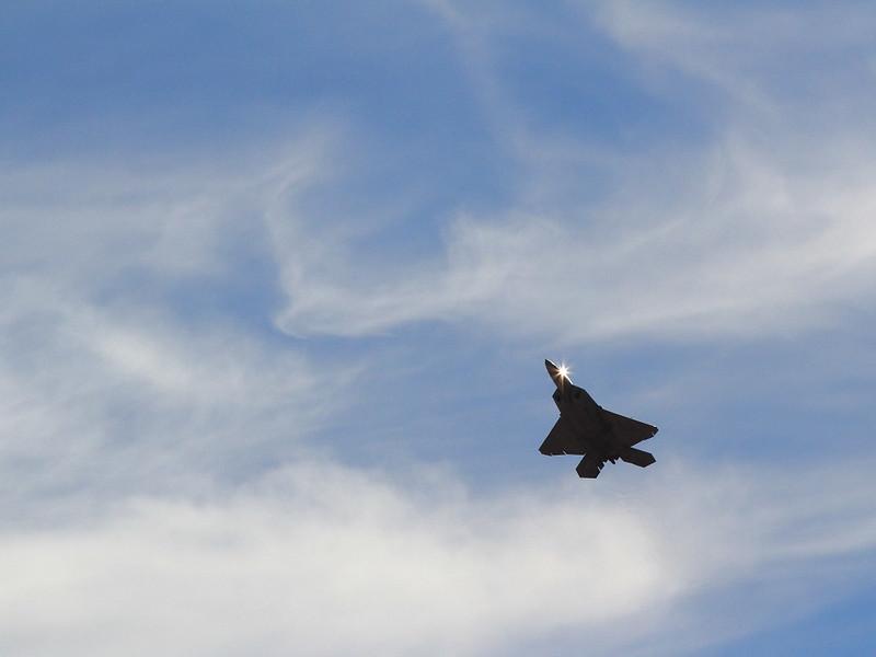 IMG_6565 F-22A Raptor, Nellis AFB Air Show