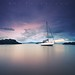 Peace in a Shallow Bay by Stu Patterson