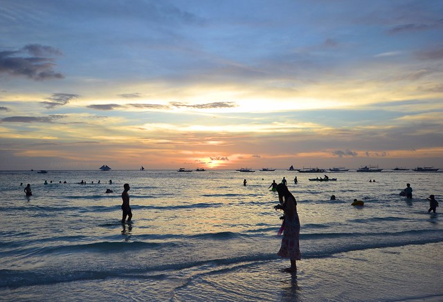 urban boutique hotel boracay sunset white beach