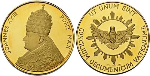 Pope John XXIII Gold Medal