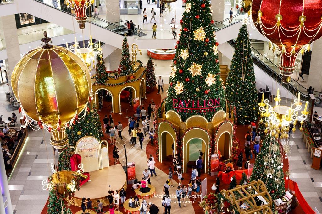 Pavilion KL Christmas Decor 2017
