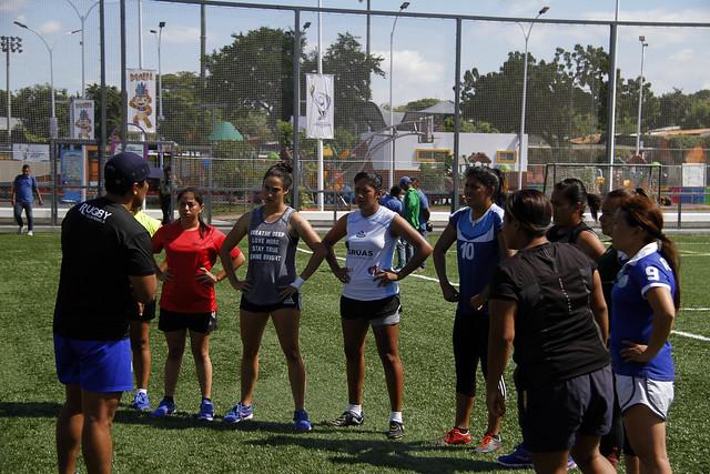 Selección femenina de rugby afina todos los detalles para Managua 2017
