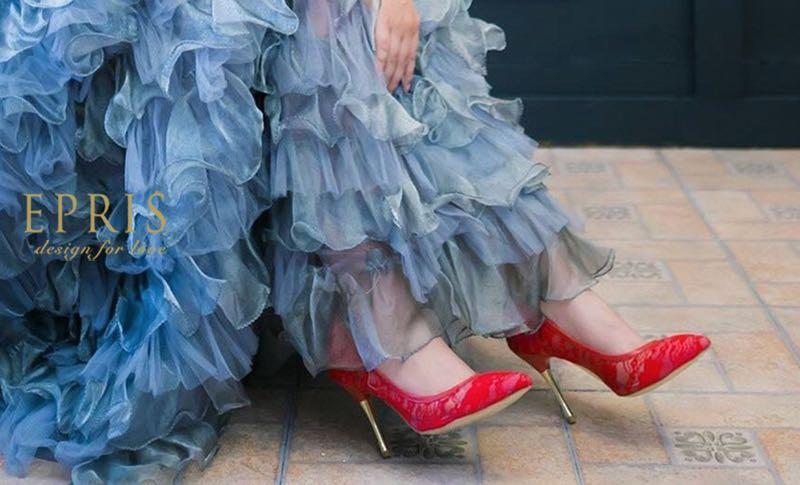 紅色蕾絲婚鞋,freesia婚鞋,magy婚鞋,mystock婚鞋,jimmy choo婚鞋,diana婚鞋,roger vivier婚鞋,ann's婚鞋,kokko婚鞋艾佩絲婚鞋艾佩絲EPRIS婚鞋