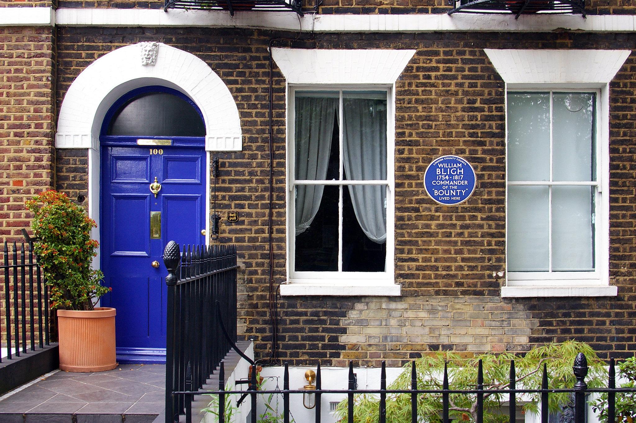 Captain Bligh House, London