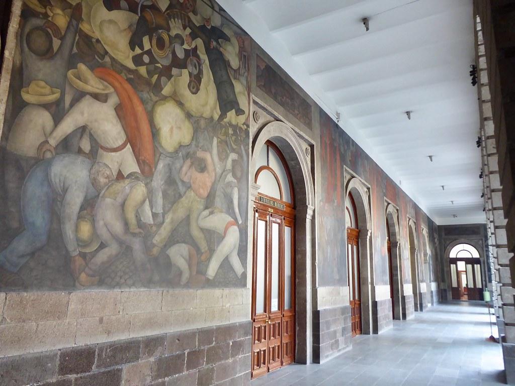 Segreteria dell'educazione pubblica, Città del Messico