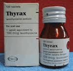 THYRAX 100MCG TAB