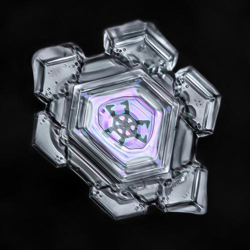 Snowflake-a-Day No. 3