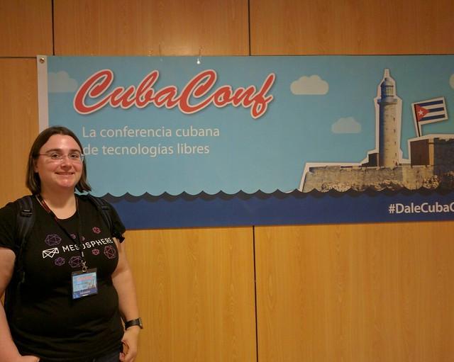 At CubaConf � #DaleCubaConf