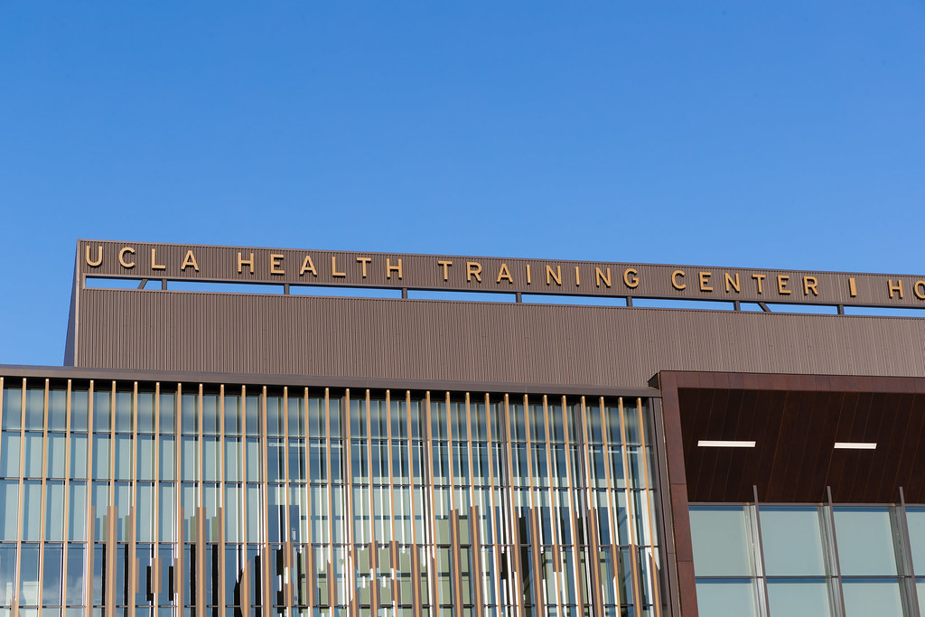 UCLA Health - Los Angeles Lakers Partnership | The UCLA Heal… | Flickr
