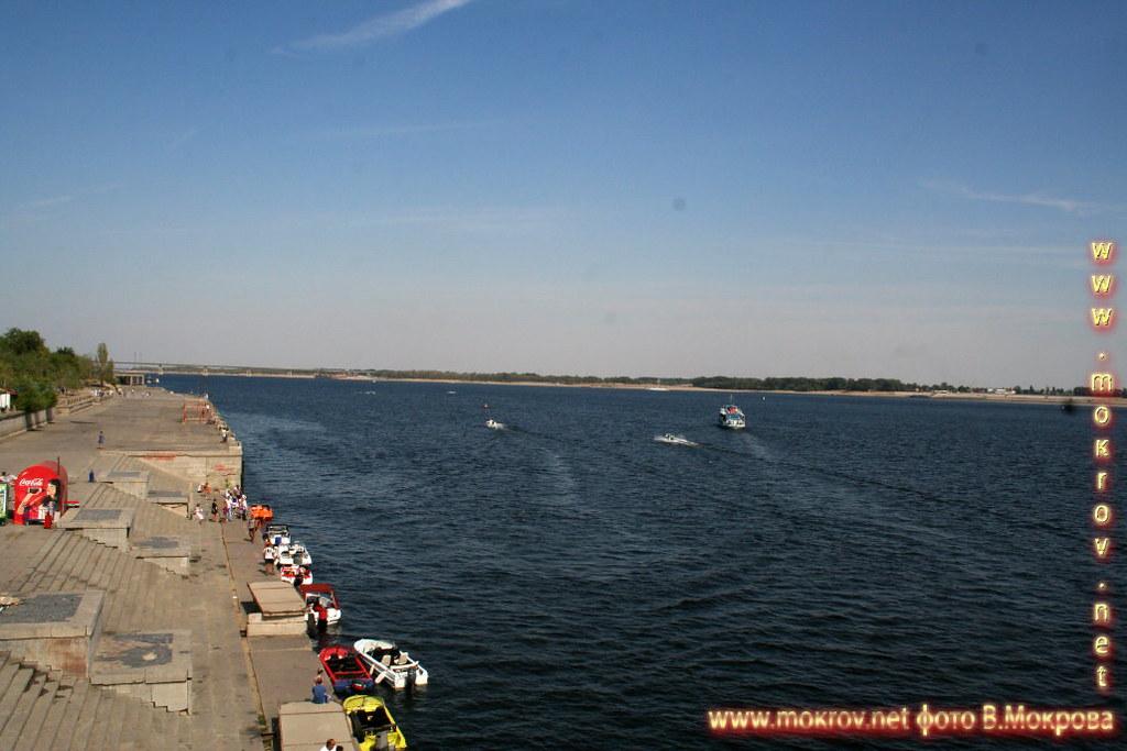 фотография  река Волга. Г. Волгоград,