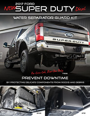 Ford Water Separator Guard