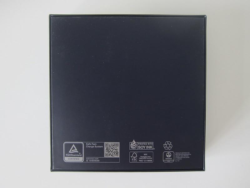 Huawei Mate 10 Pro - Box Back