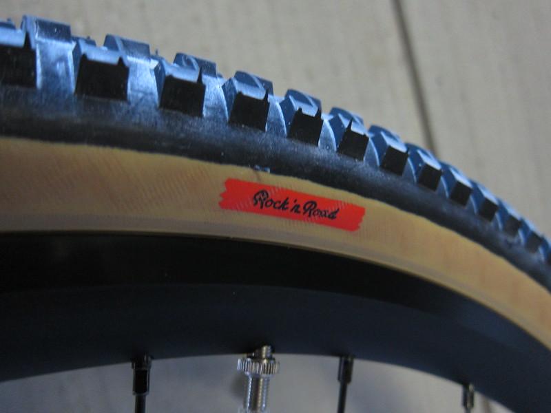 SURLY Straggler Flat Tire