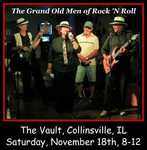 The Grand Old Men of Rock 'N Roll 11-18-17