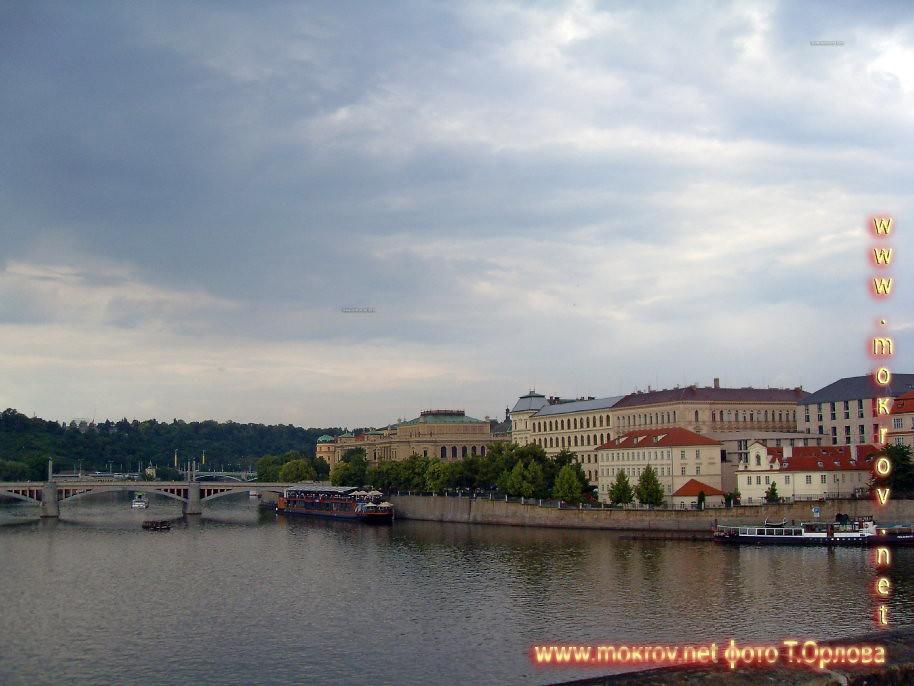 Столица Прага — Чехия фото сделанные как днем, так и вечером