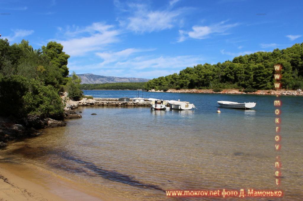 Хвар — остров в Адриатическом море, в южной части Хорватии фото
