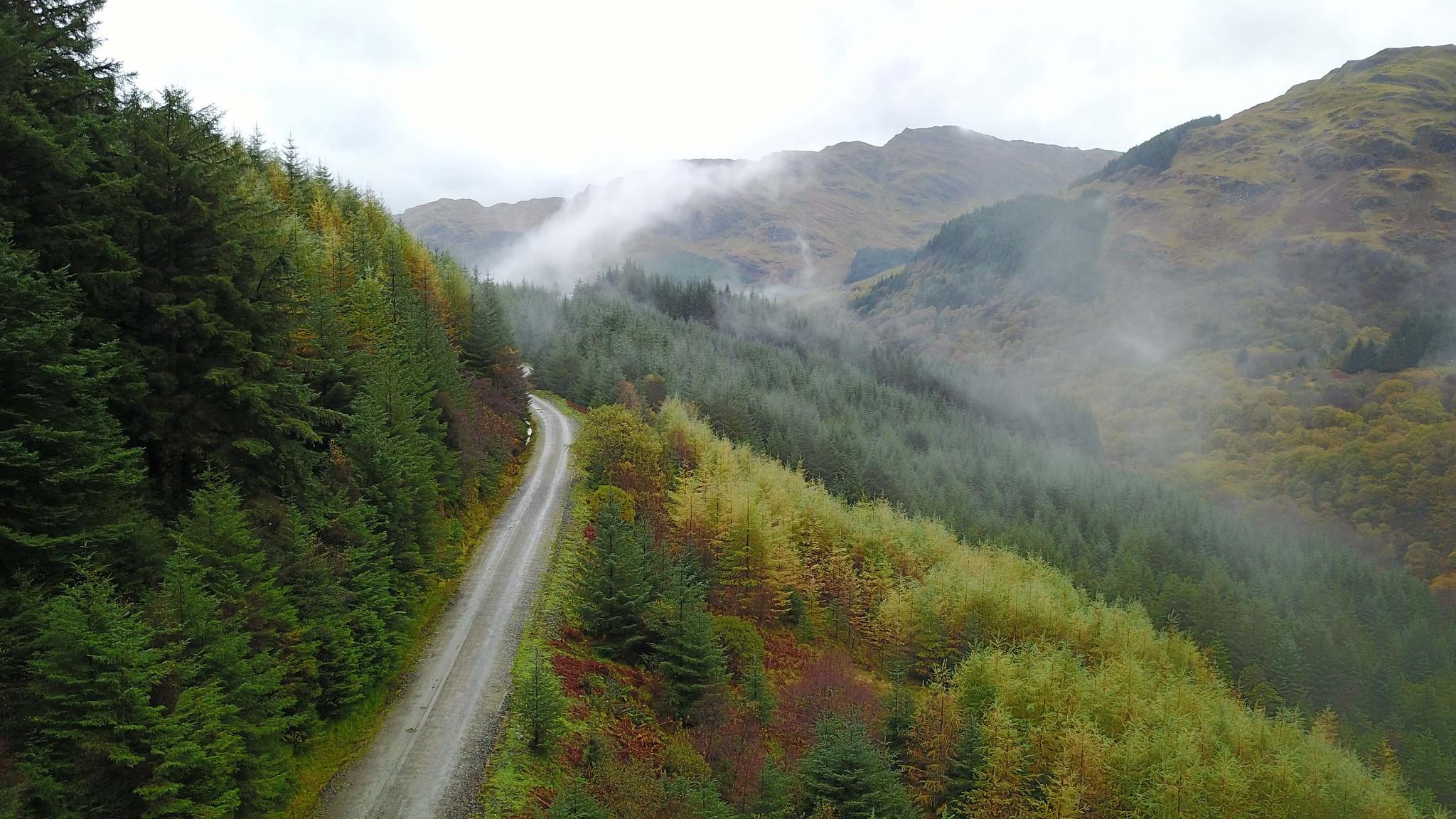 Bikepacking Scotland - Wild About Argyll Trail
