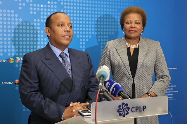 Primeiro-ministro de São Tomé e Príncipe visitou Sede da CPLP
