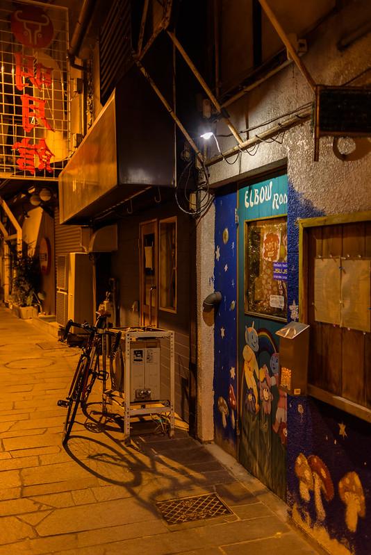 Back alley of Nawate Street,Matsumoto NAGANO