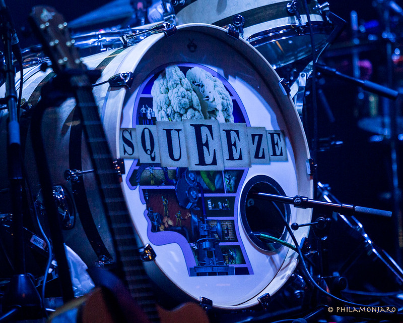 Squeeze live in Chicago