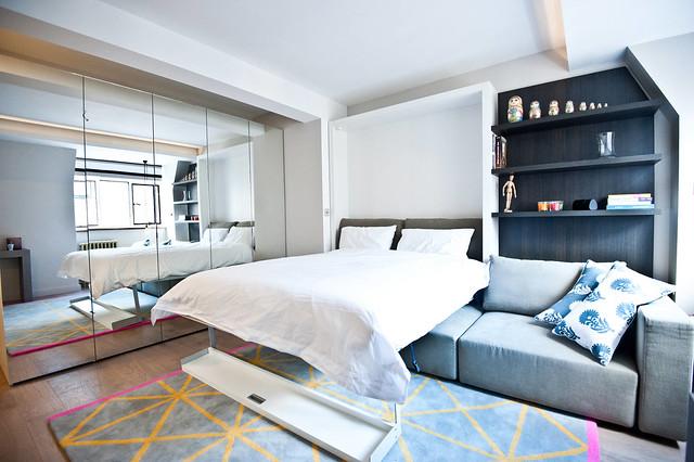 Contemporary Bedroom Design Ideas