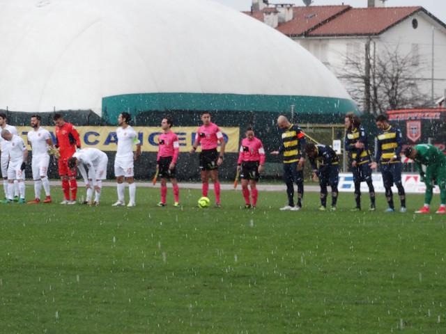 Santarcangelo - Mestre 2-1