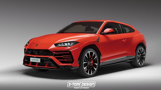 Lamborghini Urus 3door2