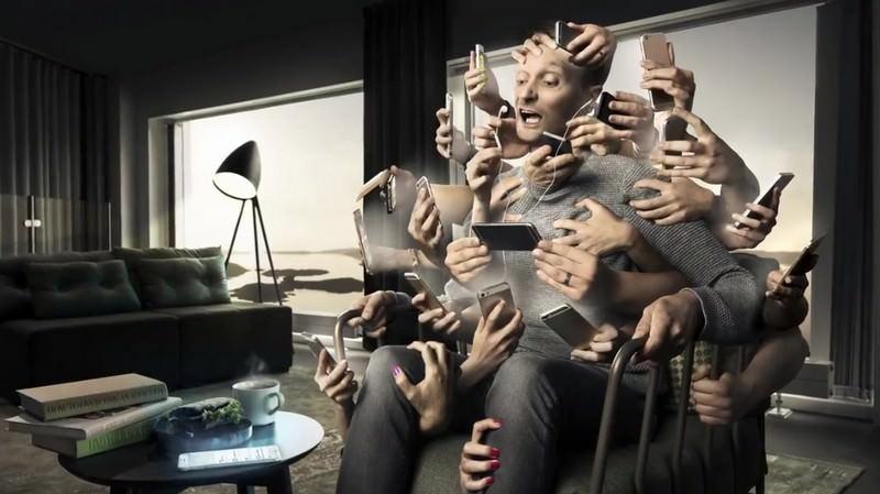 La technologie moderne a-t-elle un impact négatif sur vos vies ?