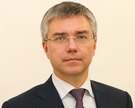 Евгений Ревенко, депутат Государственной Думы ФС РФ