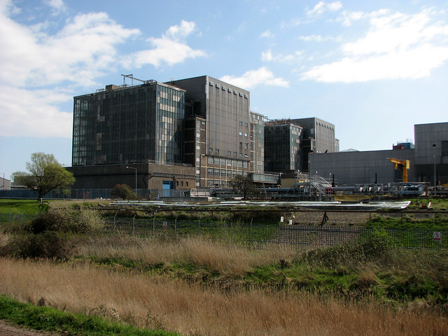 Former Bradwell Nuclear Power Station