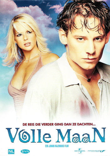 Cas Jansen and Chantal Janzen in Volle Maan (2002)