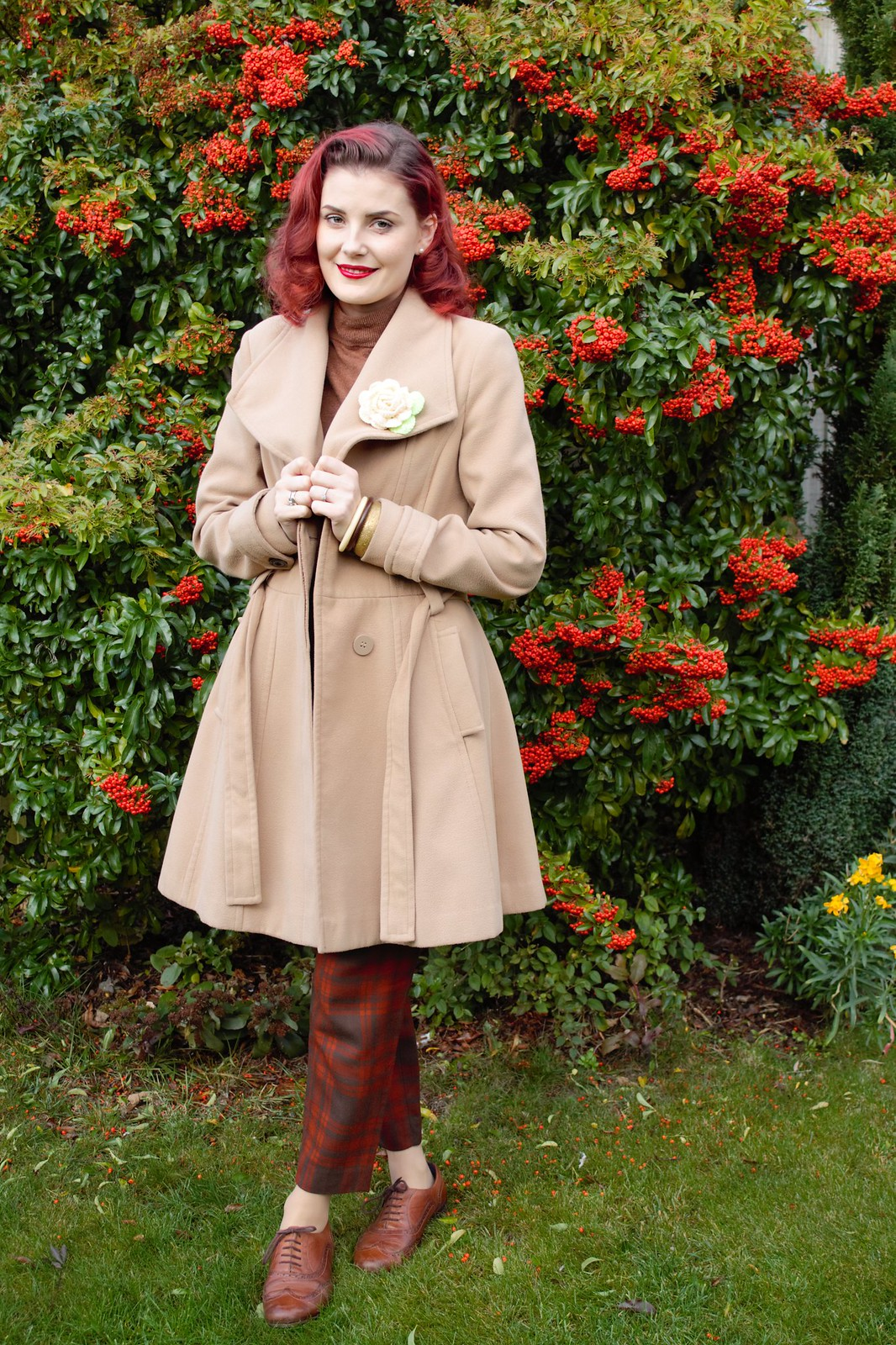 Neutral Vintage Outfit