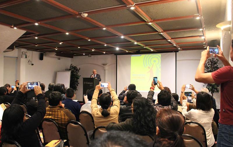 """11 - Lima I Foro """"Fortalecimiento y Sostenibilidad de los Medios Locales"""""""