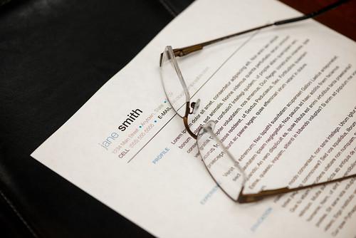 Resume - Glasses