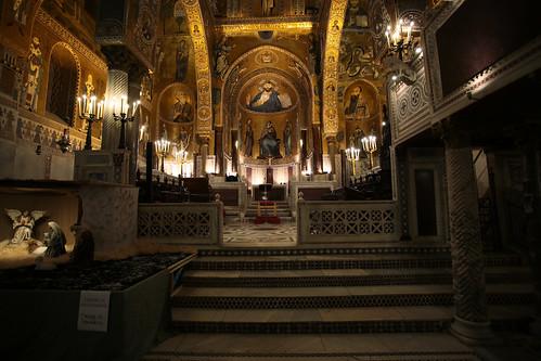 Cappella palatina (palazzo reale)
