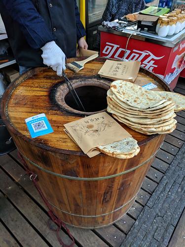 street flatbread