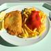Cordon bleu & Pommes Frites by JaBB