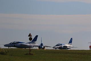 入間航空祭 - ブルーインパルス