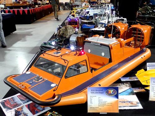 RNLI hovercraft