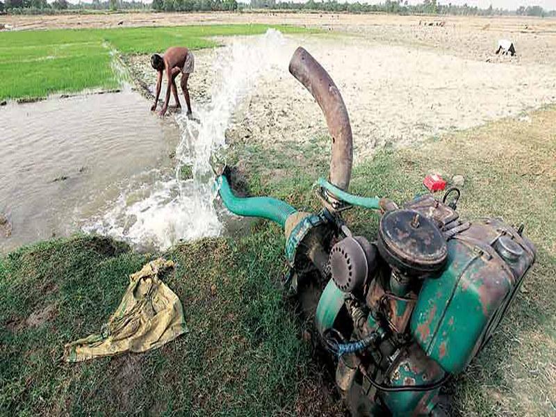छत्तीसगढ़ में किसानों को भूजल के इस्तेमाल पर प्रतिबन्ध
