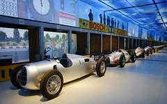 Auto Union Rennwagen Typ C und D, Horch Museum Zwickau