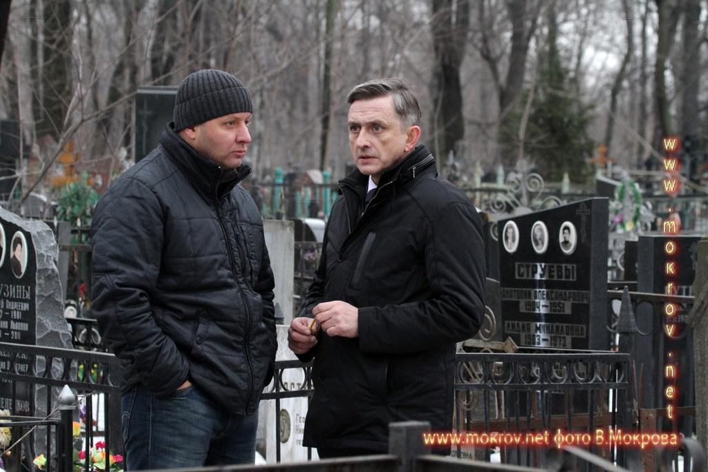 Телесериал «Карпов. Сезон третий» и фотозарисовки
