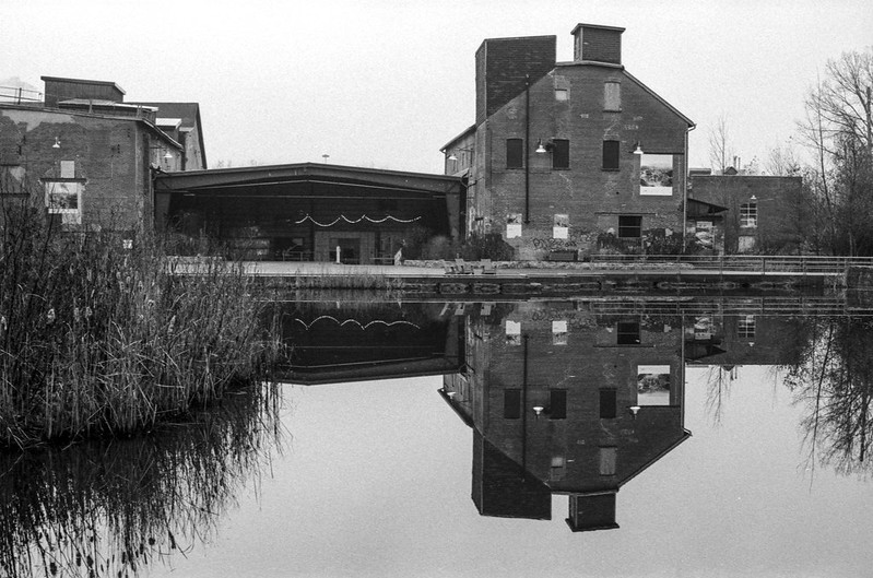 Reflected Brickworks