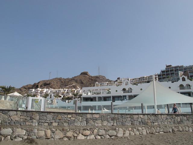 monday, playa del cura, gran canaria
