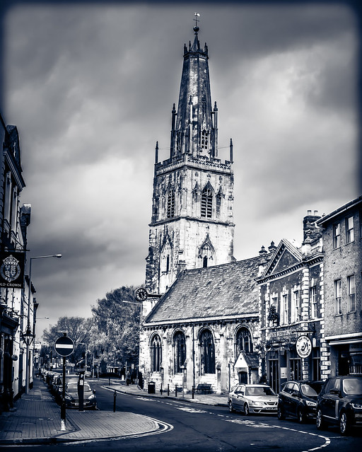 Leaning Tower of Gloucester.