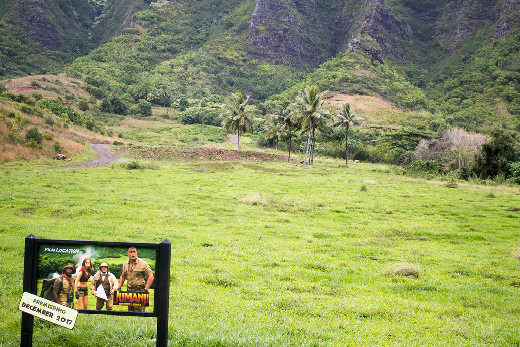 Movie Sites Tour Oahu Hawaii