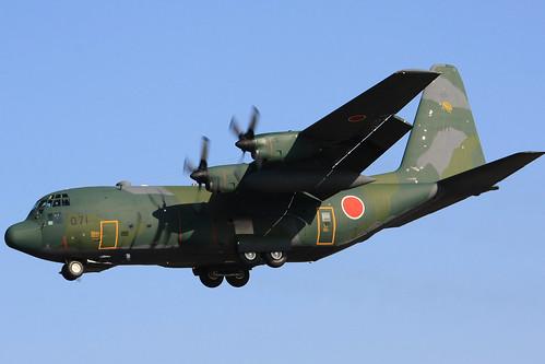 第1輸送航空隊第401飛行隊 C-130H 35-1071 IMG_6467_2