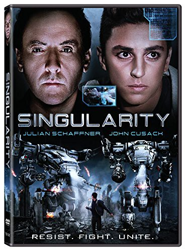 SingularityDVD